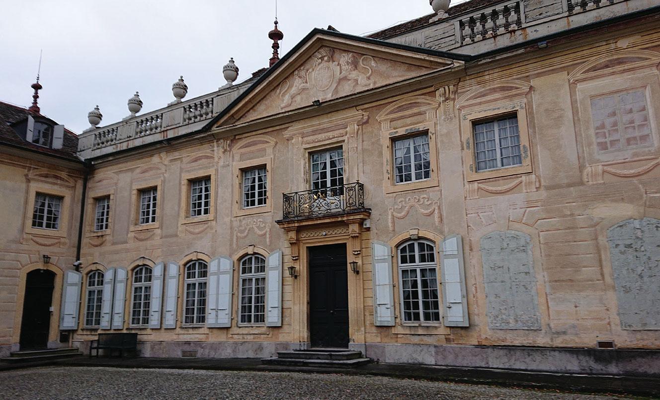 Château de Hauteville − ST-LÉGIER – SUISSE