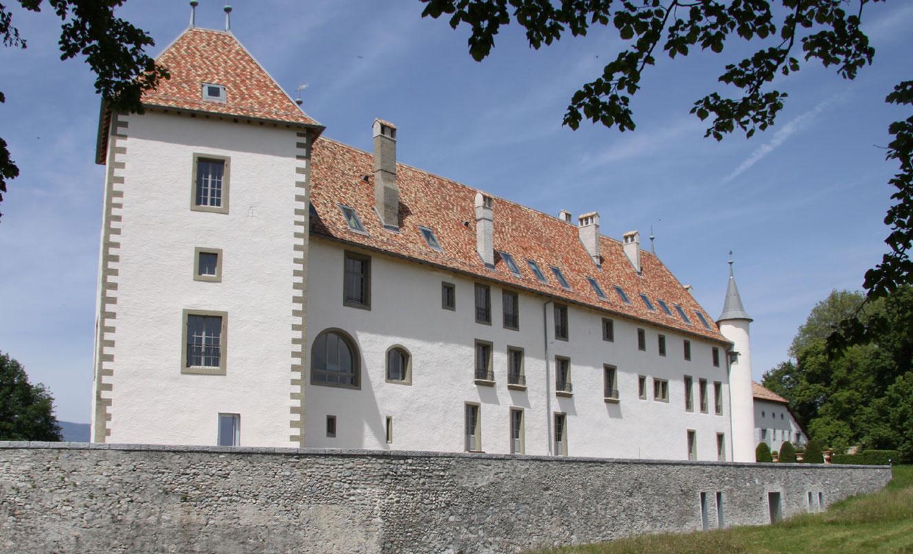 Château d'Allaman – SUISSE
