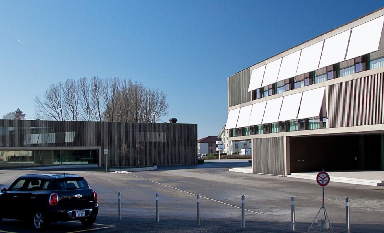 Collège du Marais du Billet – CHESEAUX-SUR-LAUSANNE – SUISSE