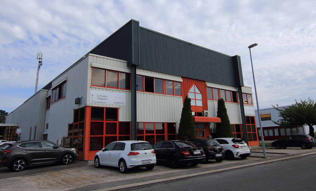Surélévation du bâtiment Chaillot Bouchons – ST-PREX – SUISSE